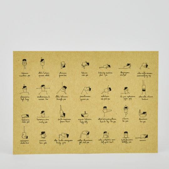 carte yoga kraft  Gizlie 2
