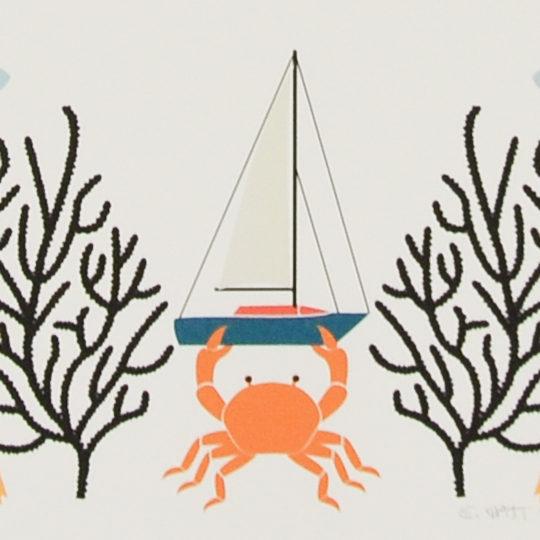Emilie Marine crabe 0
