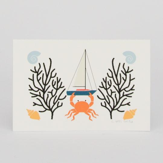 Emilie Marine crabe 1