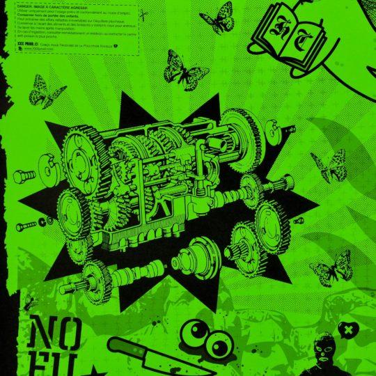 XXX i love chaos vert 2