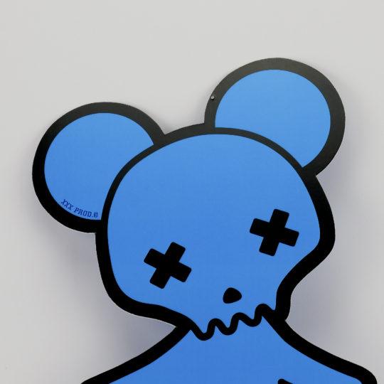 XXX Dieu souris bleue 2