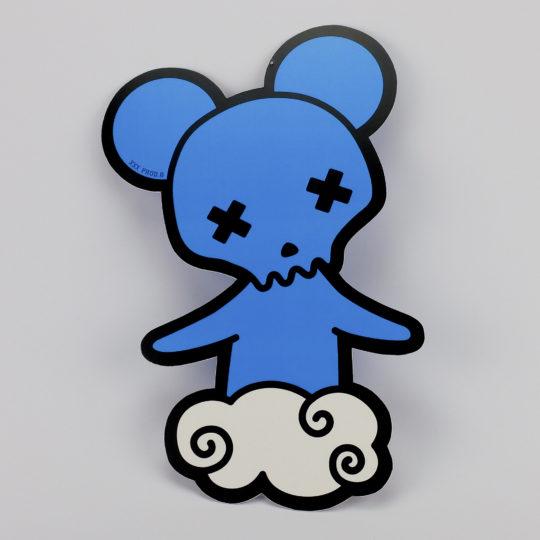 XXX dieu souris bleue 1