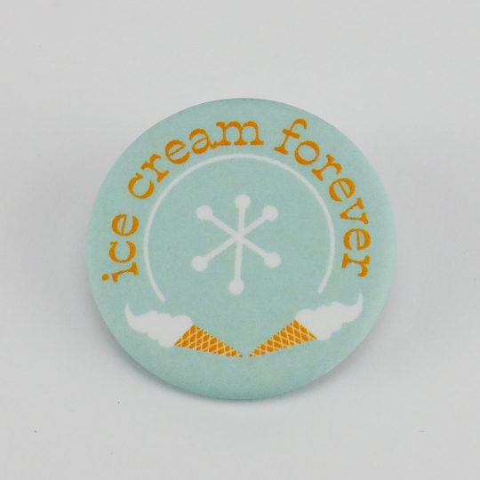 Claire ice cream badge 1