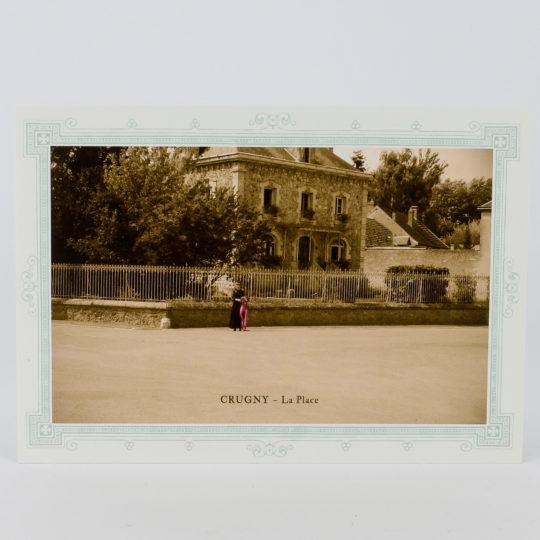 Coralie Crugny place 1