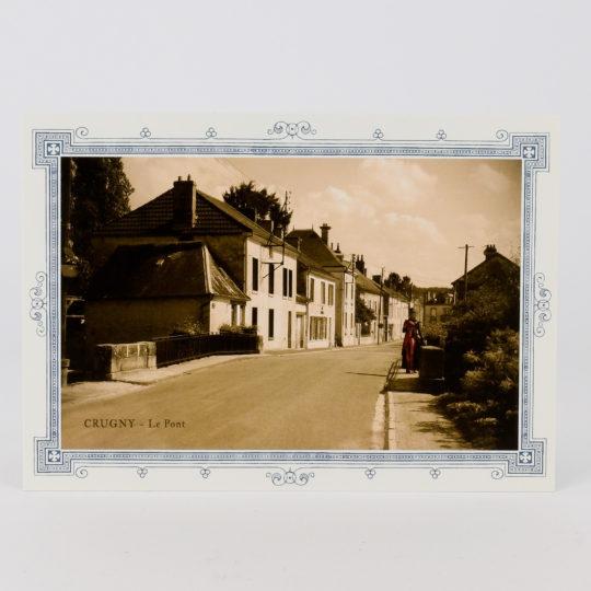 Coralie Crugny pont 1