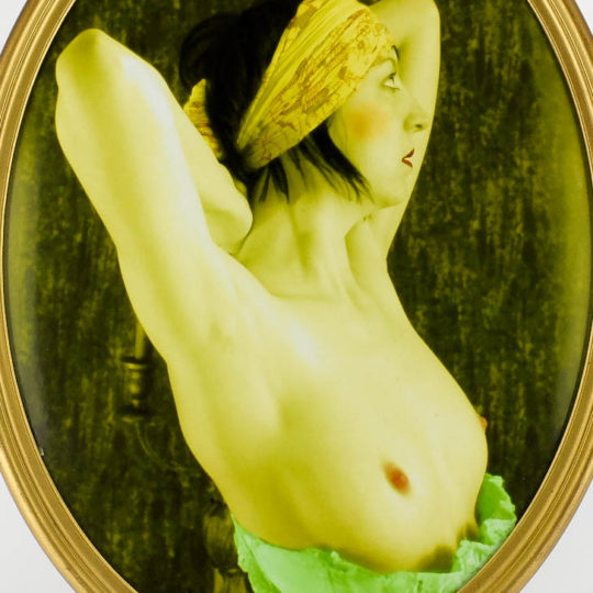 Coralie Dans mon boudoir #3 2