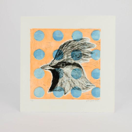 julie-faure-brac-portrait-de-bete-oiseau-orange-1