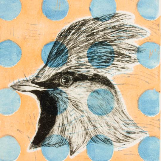 julie-faure-brac-portrait-de-bete-oiseau-orange-2