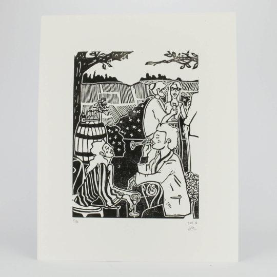 Sault Apéro champêtre 5-16 1