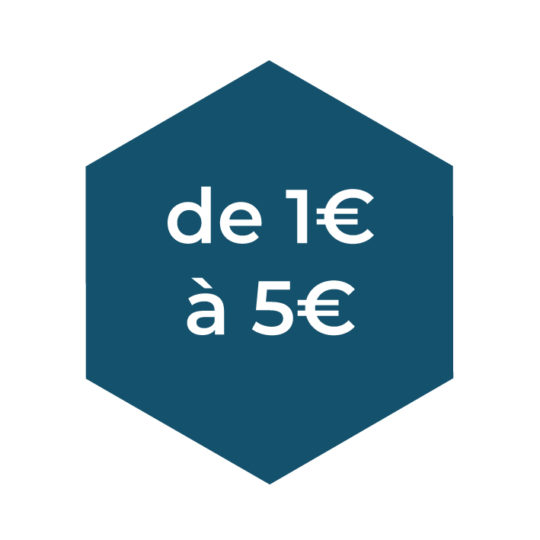 De 01 à 05€